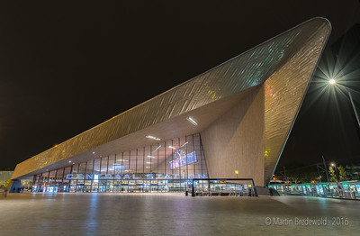 CS Rotterdam - Centraal Station