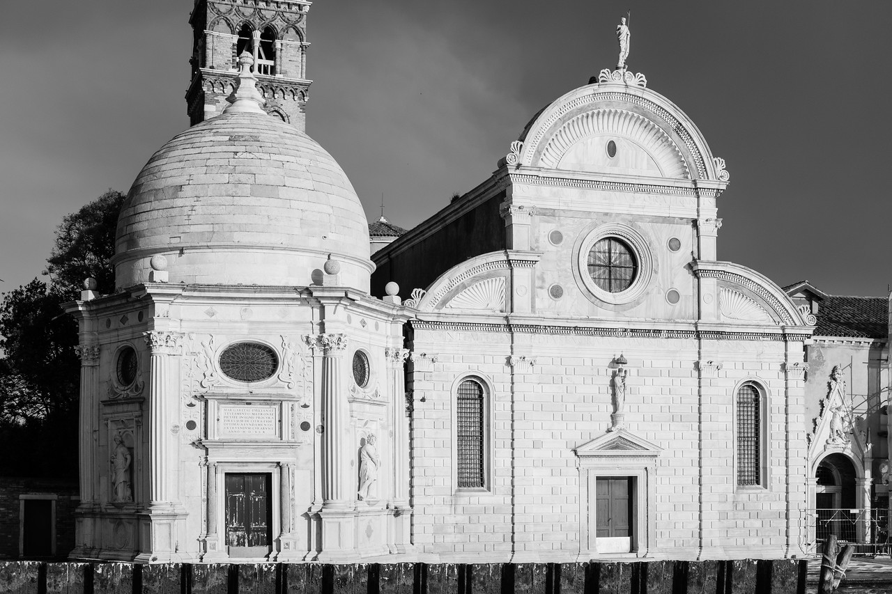 29/45 Chiesa di San Michele in Isola, Île San Michele.