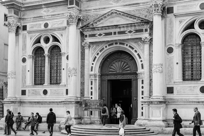 15/45 Scuola Grande di San Rocco.
