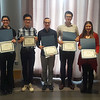 2016-2017 Scholar Award for Juniors Recipients: <br /> Yongli Lu, Rachel Clune, Chen Chen, Hayden Carder, Alex Callahan, Merjema Purak, Alyssa Flaschner<br /> <br /> This award recognizes undergraduate students who in their junior year showed outstanding accomplishment and promise for a professional career in chemistry.  The award consists of a certificate and cash prize.