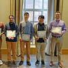 2017-2018 Scholar Award for Juniors Recipients: <br /> Allison Stanko, Nicholas Lim, Robert Scappaticci, Marco Caiola, Andrew Lee, Patrick Forrestel, Ian Brodka<br /> <br /> This award recognizes undergraduate students who in their junior year showed outstanding accomplishment and promise for a professional career in chemistry.  The award consists of a certificate and cash prize.