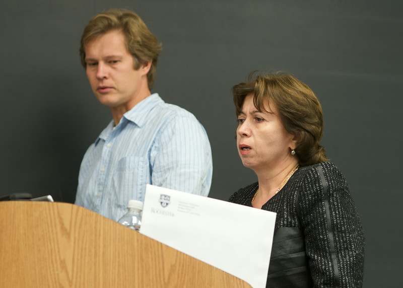 Magomedov- Shcerbinina Memorial Prize & Lectureship