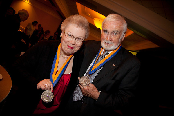 2011 Emory Medal Ceremony - 10.6.11