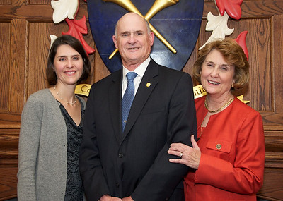 2011 J. Pollard Turman Alumni Service Award Ceremony - 3.17.11