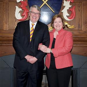 2016 J. Pollard Turman Service Award Ceremony | 03.31.2016