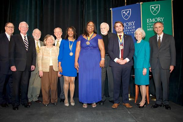 2018 Emory Medal Ceremony | 3.1.2018 | Atlanta History Center