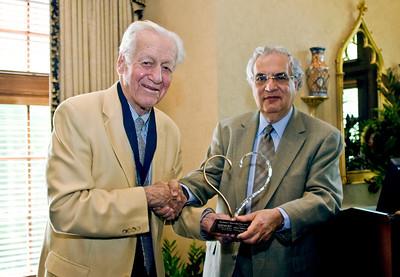 2011 Judson C. Ward Golden Heart Award Ceremony