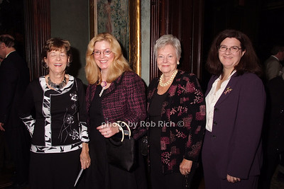 Nancy Sakas, Sara Moose, June Brigg, Diedre Gagion