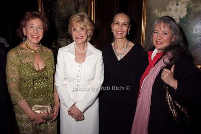 June Bakalar, Margot Astrachan, Carmen de Lavallade,   Celia Ipiotis