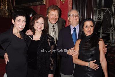 Sherrie Eaker, guests, Les Schecter, Joanna Kerry