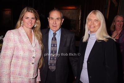 Bonnie Comley, Stanley Cohen, Pat Schmidt