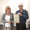Pat Davies - Diamond Award winner