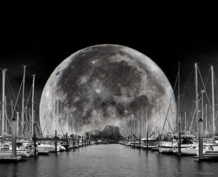 Surreal Composite, Kemah Texas