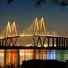 Fred Hartman Bridge over Houston Ship Channel