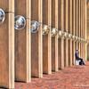 Boston - Christian Science Center Promenade