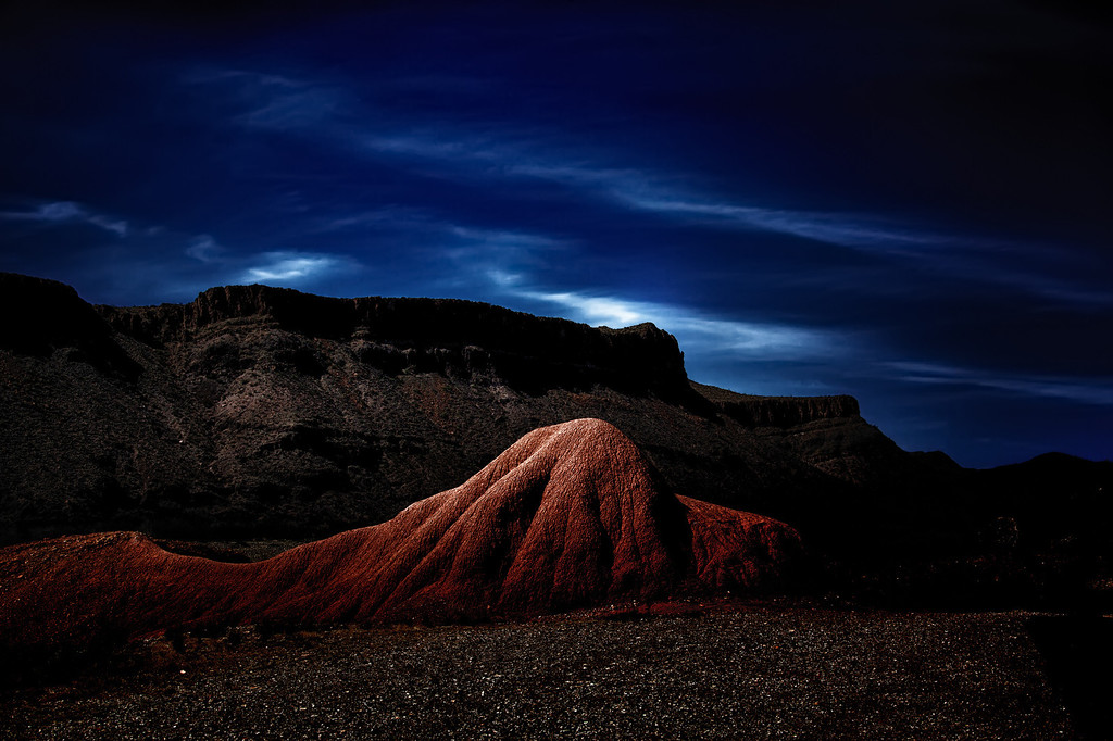 "Cloth-like Rock Appears To Hide Man Rising From Ground Like Ghost - Augen 2013<br> <a href=""http://www.flickr.com/photos/texasparkswildlife/galleries/72157633488581414"">Finalist in Texas Parks And Wildlife Photo 2013</a>"