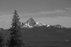 Mount Thielson, Southern Cascades, Oregon<br /> <br /> Honorable Mention, Landscape - Washington County Fair 2007