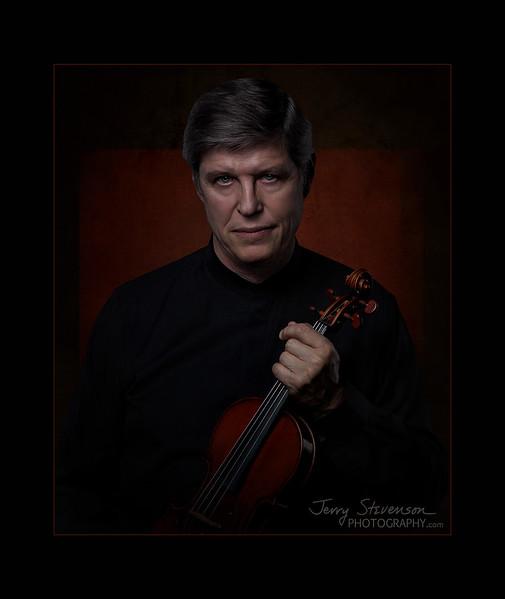 The Concert Violinist