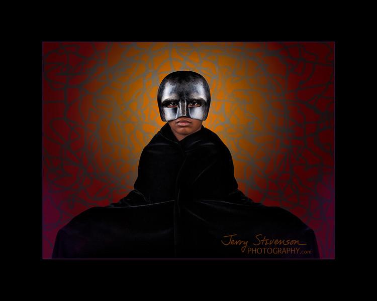 Child Warrior Priest