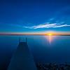 Mallard Marsh Sunset 9.3