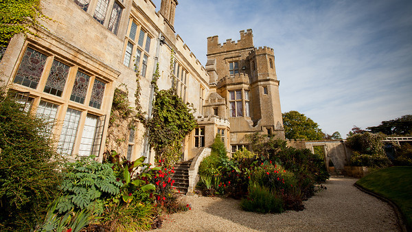 Sudeley Castle - Shanyan & Matthew