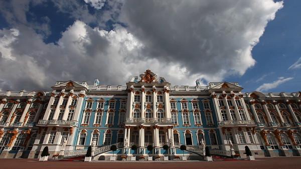 St Catherine's Palace - Pierre & Evgenia