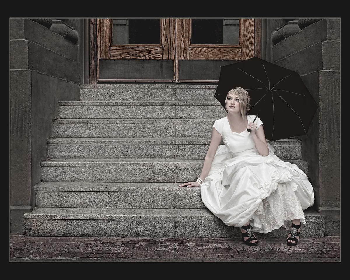 Left on The Steps by Cliff Winegar 1st Place Masters Digital