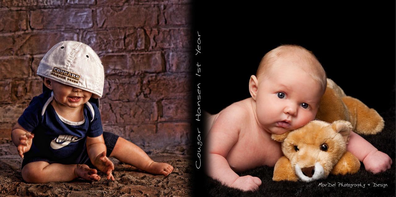 "My First Year by Jerry Hansen Masters 1st Place Album. See entire Album <a href=""http://www.mardelphotography.net/PortraitProofs/Cougar-Hansen/1st-year-Album"">http://www.mardelphotography.net/PortraitProofs/Cougar-Hansen/1st-year-Album</a>"
