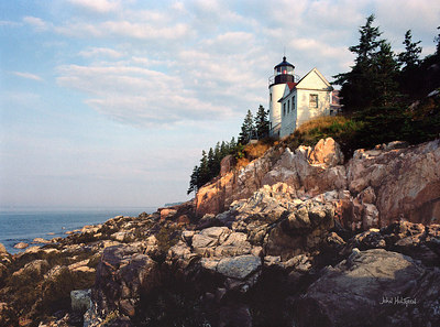 Bass Harbor Head Light