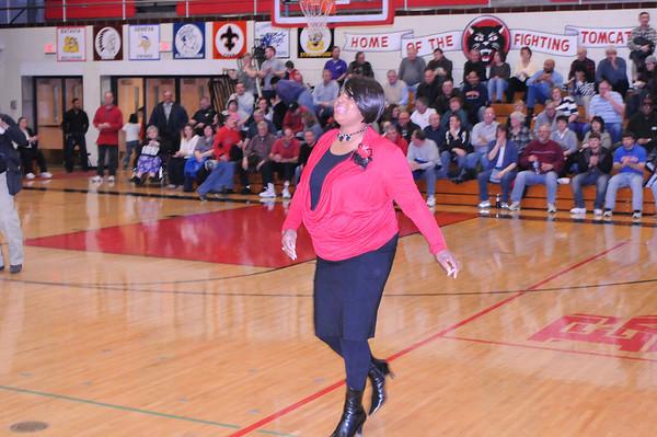 East Aurora High School Athletics Hall of Fame in Aurora, IL 2-18-12