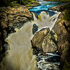"""Vermillion Falls - Superior National Forest""<br /> <br /> Honorable Mention - N4C - November 2012"