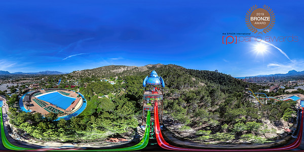 360 Panorama - Copyright © Christian Kleiman