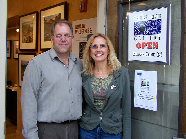 Truckee River Gallery ~ Friends of Nevada Wilderness Fundraiser