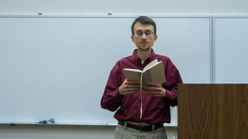 The benediction given by Nick Zoller!