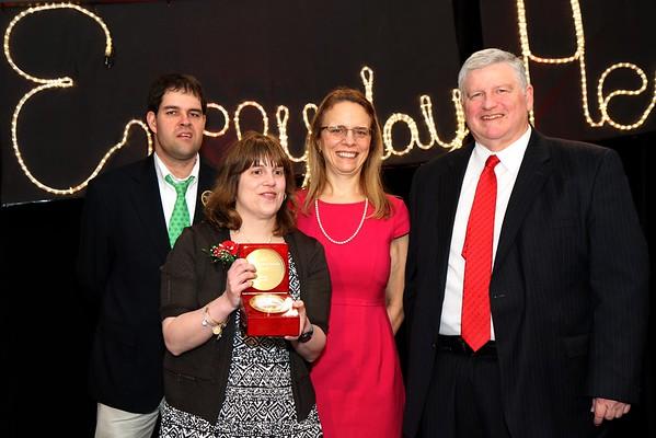 Alison Smith, Eunice Kennedy Shriver Award