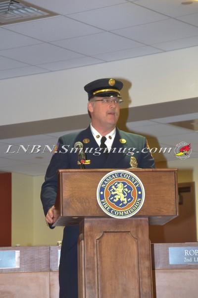 Nassau County Fire Commission Awards Ceremony (Auditorium Photos) 4-17-13-18