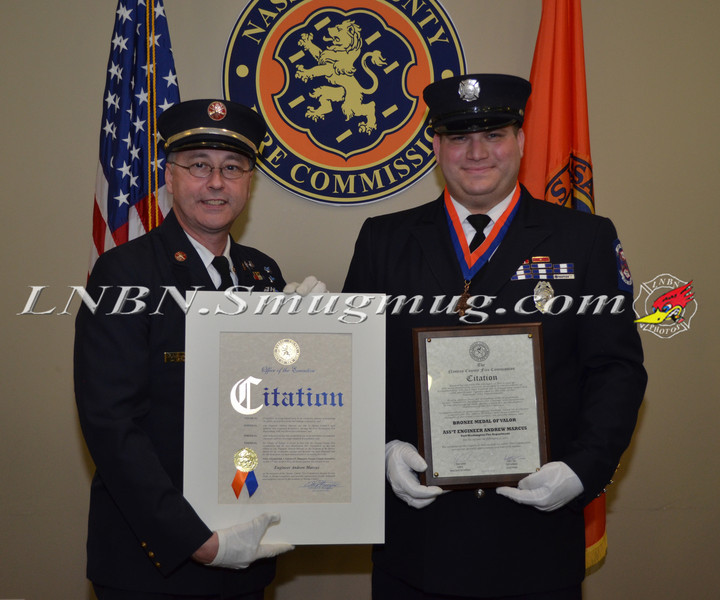Nassau County Fire Commision Awards Ceremony (Lobby Photos) 4-17-13-17
