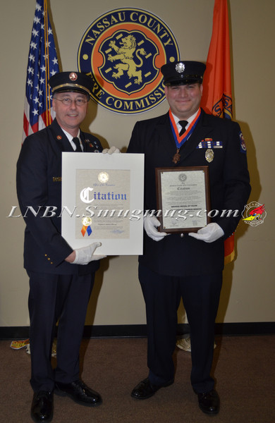 Nassau County Fire Commision Awards Ceremony (Lobby Photos) 4-17-13-16