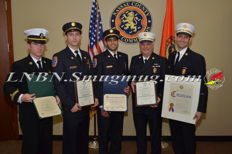 Nassau County Fire Commision Awards Ceremony (Lobby Photos) 4-17-13-6