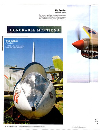 Aviation Week and Space Tecnology Magazine
