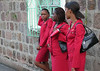 School Girls in Nevis