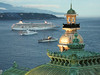 CASINO ROYALE AND CRYSTAL SYMPHONY IN MONACO