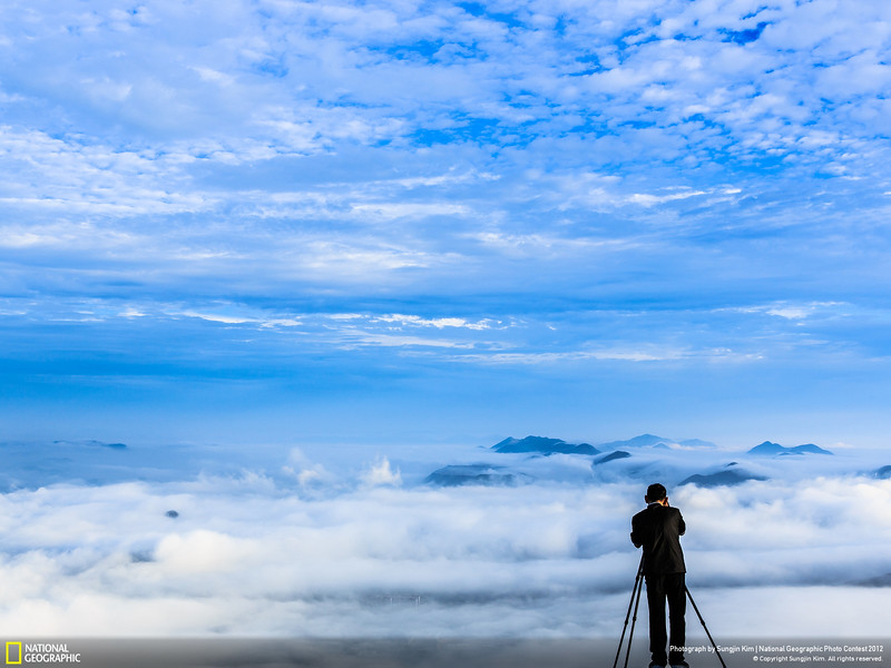 Heavenly View, Places - Week 5 Wallpaper (National Geographic Photo Contest Editor's Favorite 2012)