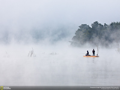 Fishing On The Cloud, Places – Week 5 Wallpaper (National Geographic Photo Contest Editor's Favorite 2011)