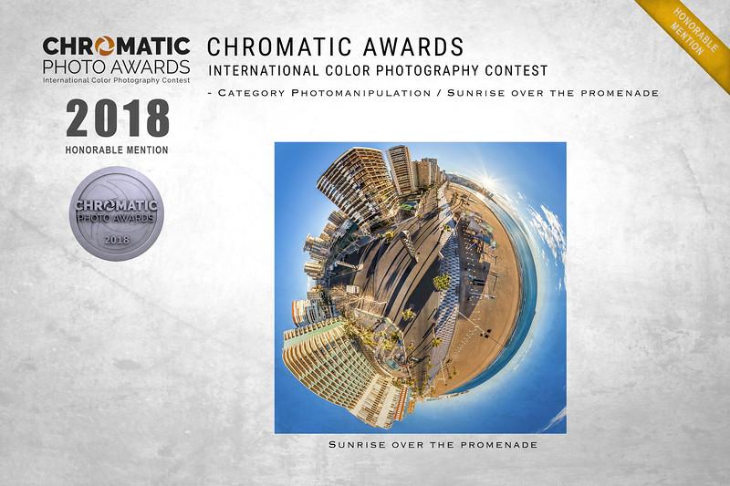 CHROMATIC Photo Awards 2018