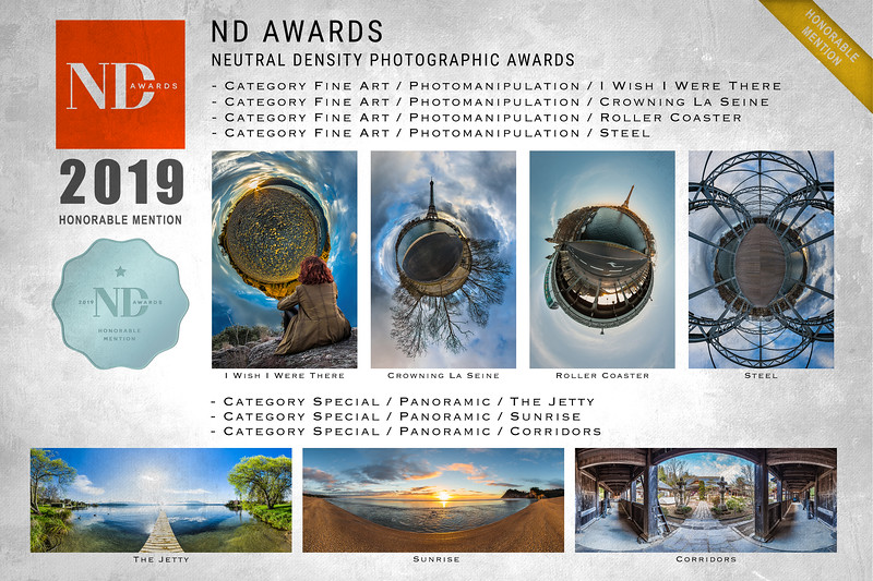 ND Neutral Density Photography Awards 2019