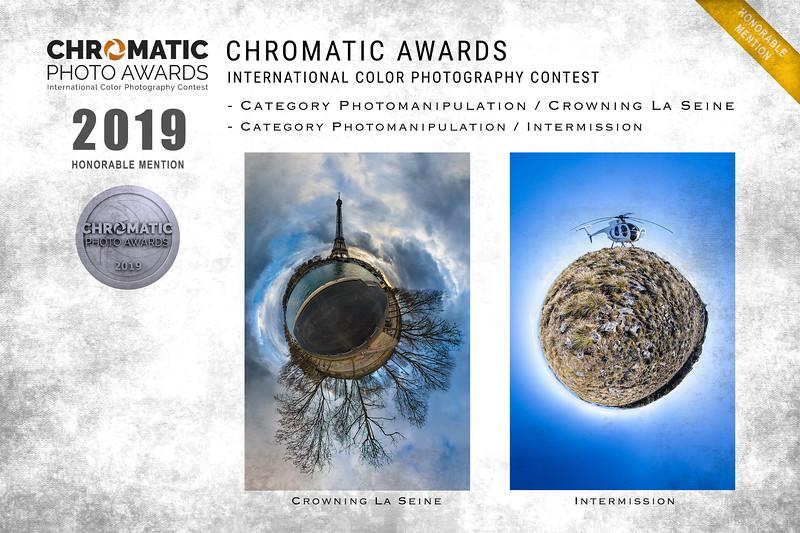 CHROMATIC Photo Awards 2019