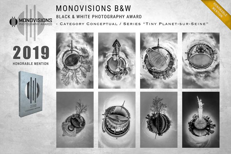 MONOVISIONS B&W Photography Awards 2019