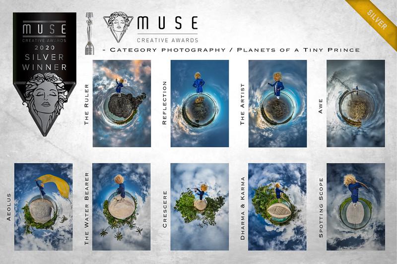 MUSE Creative Awards 2020