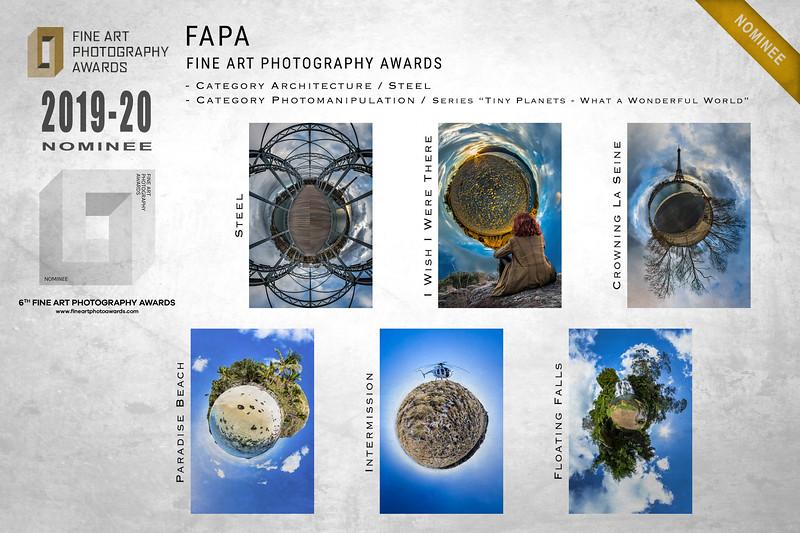 FAPA Fine Art Photography Awards 2019